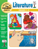 The Best of The Mailbox Literature Grades (Grades 1-3)