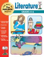 The Best of The Mailbox Literature Grades (Grades 4-6)