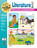 The Best of The Mailbox Literature (PreK-K)