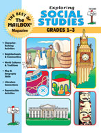 The Best of The Mailbox Social Studies (Grades 1-3)