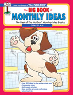 The Big Book of Monthly Ideas (Grades 4–6)