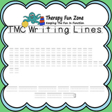 TMC Writing Lines Font for commercial use