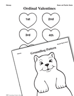 10 Learning Centers for February