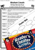Abraham Lincoln Reader's Theater Script and Lesson