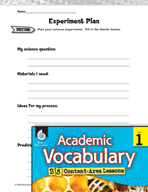 Academic Vocabulary Level 1 - The Importance of Scientific