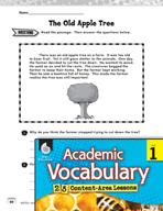 Academic Vocabulary Level 1 - Understanding Folktales