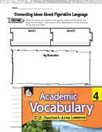 Academic Vocabulary Level 4 - Using Figurative Language