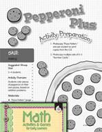 Adding - Pepperoni Plus Activity