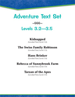 Adventure Text Set (Level 3.2-3.5)
