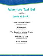 Adventure Text Set (Level 6.5-7.1)
