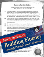 America's Voices for Equality Reader's Theater Scripts