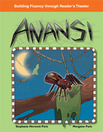 Anansi - Reader's Theater Script and Fluency Lesson
