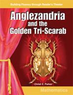 Anglezandria and the Golden Tri-Scarab - Reader's Theater Script and Fluency Lesson