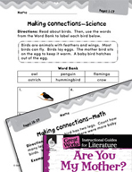 Are You My Mother? Making Cross-Curricular Connections (Great Works Series)