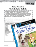 Because of Winn-Dixie Making Cross-Curricular Connections (Great Works Series)
