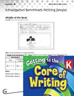 Benchmark Writing Assessment Kindergarten
