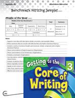 Benchmark Writing Assessment Level 3