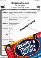 Benjamin Franklin Reader's Theater Script and Lesson