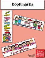 Bookmarks by Karen's Kids