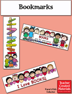 Bookmarks by Karen's Kids
