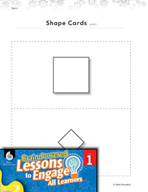 Brain-Powered Lessons - Attributes of Shapes