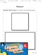 Brain-Powered Lessons - Comparing Shapes