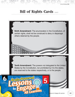 Brain-Powered Lessons - Connecting with the Bill of Rights