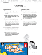 Brain-Powered Lessons - Counting