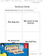 Brain-Powered Lessons - Elaborate with Details