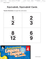 Brain-Powered Lessons - Equivalent Fractions