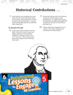 Brain-Powered Lessons - Historical Contributions
