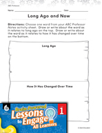 Brain-Powered Lessons - Life Long Ago