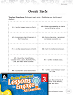 Brain-Powered Lessons - Major Bodies of Water