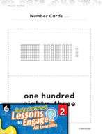 Brain-Powered Lessons - Number Webs