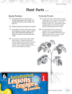 Brain-Powered Lessons - Plant Parts