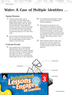Brain-Powered Lessons - The Water Cycle