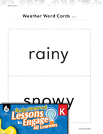 Brain-Powered Lessons - Wonderful Weather