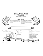 Bread, Bread, Bread - Slap with Hands Bread (Tortillas) Recipe