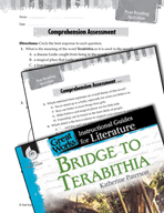 Bridge to Terabithia Comprehension Assessment (Great Works Series)
