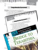 Bridge to Terabithia Comprehension Assessment (Great Works Series)