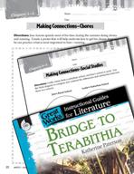 Bridge to Terabithia Making Cross-Curricular Connections (