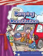 Camping Constitution - Reader's Theater Script and Fluency Lesson