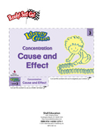 Cause and Effect - Concentration Literacy Center