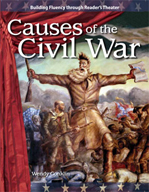 Causes of the Civil War - Reader's Theater Script and Flue