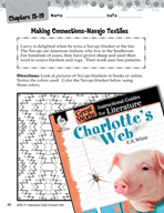 Charlotte's Web Making Cross-Curricular Connections (Great Works Series)