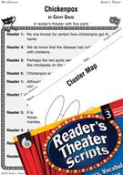 Chickenpox Reader's Theater Script and Lesson