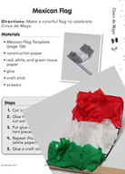 Cinco de Mayo Puzzles and Activities (K–2)