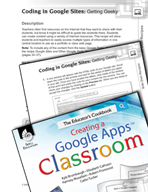 Coding in Google Sites - Getting Geeky