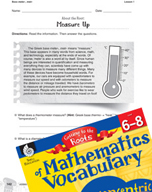 Content-Area Vocabulary Mathematics - Base meter-, metr-