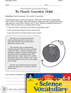 Content-Area Vocabulary Science - Bases ge(o)- and terr-